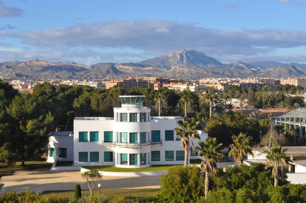 Proyecto de digitalización de la montaña de Alicante